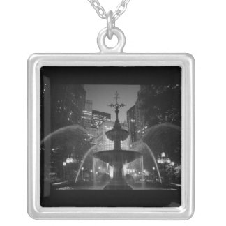 City Hall Fountain Pendant