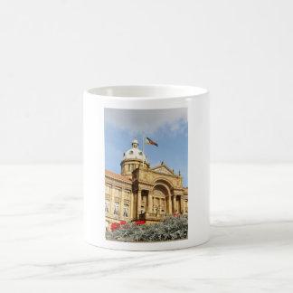 City Hall in Birmingham, England UK Coffee Mug