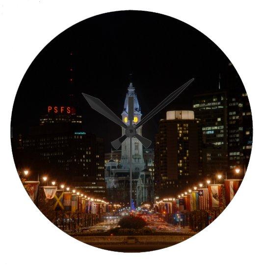 City Hall Large Clock