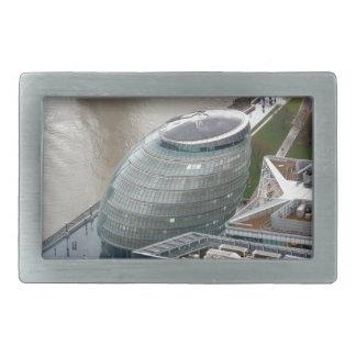 City Hall London England Belt Buckles