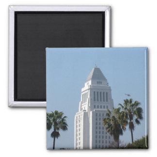 City Hall Los Angeles magnet