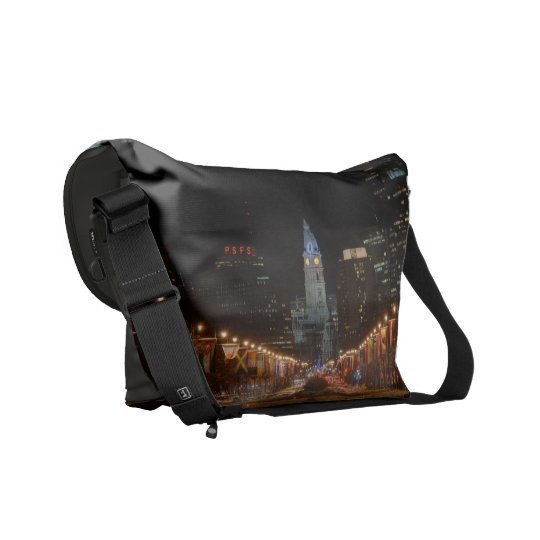 City Hall Messenger Bag
