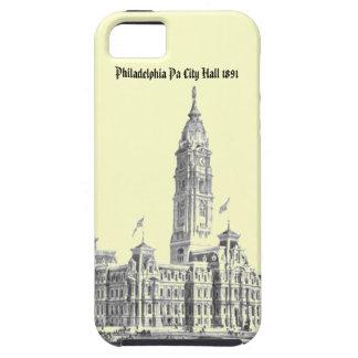 City Hall Philadelphia PA 1891 iPhone SE/5/5s Case