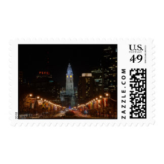 City Hall Postage