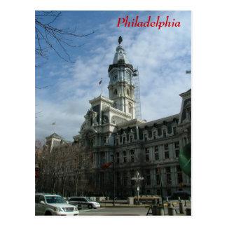 City Hall Postcard