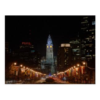 City Hall Post Card