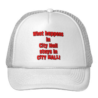 City Hall Trucker Hat