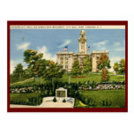City Hall, Yonkers, NY Vintage Post Card