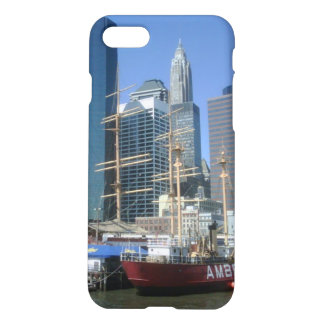 City Harbor Boats iPhone 8/7 Case