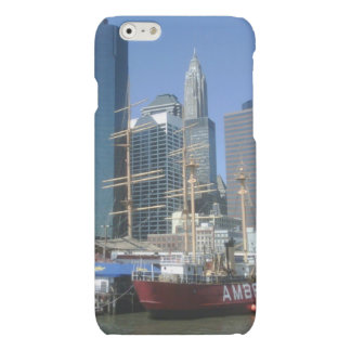 City Harbor Boats Matte iPhone 6 Case