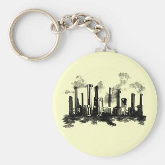 City Heat Key Chains