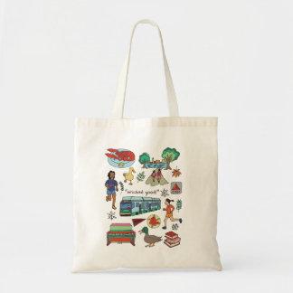 City impression- Boston Tote Bag