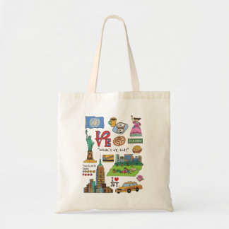 City Impression - New York Tote Bag