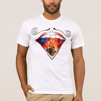 City In A Mouth T-Shirt