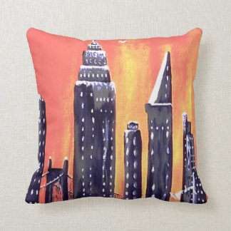 City in Color...........NYC Pillows