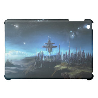 City in the Clouds - Case iPad Mini Cases