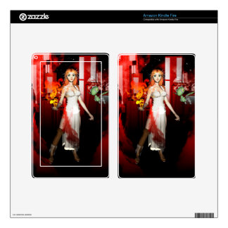 City in the night skins for kindle fire