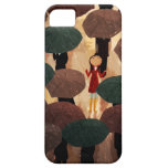 City in the Rain by Nidhi Chanani iPhone 5 Cases