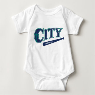 City Infant Creeper in Grey