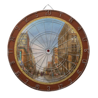 City - Kansas City MO Commerce from the past 1900 Dartboards
