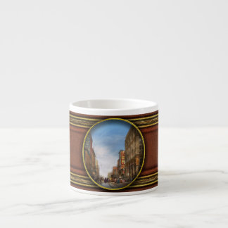 City - Kansas City MO Commerce from the past 1900 Espresso Cup