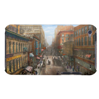 City - Kansas City MO - Petticoat Lane 1906 Case-Mate iPod Touch Case