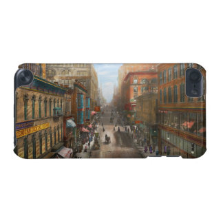 City - Kansas City MO - Petticoat Lane 1906 iPod Touch (5th Generation) Case