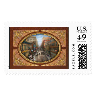 City - Kansas City MO - Petticoat Lane 1906 Stamp
