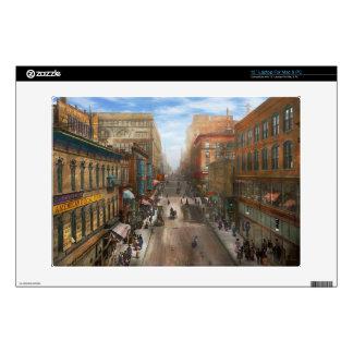 City - Kansas City MO - Petticoat Lane 1906 Skin For Laptop