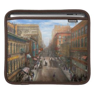 City - Kansas City MO - Petticoat Lane 1906 Sleeve For iPads