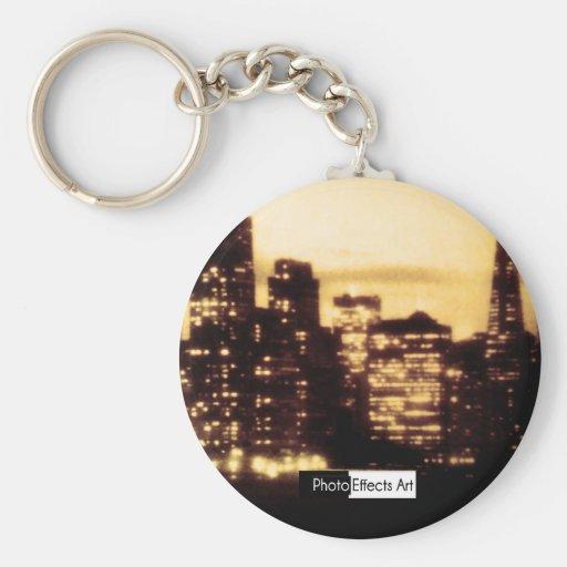 City Keychains