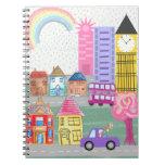 City Kids design Notebook