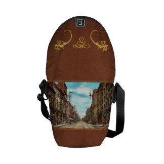 City - Knoxville TN - Gay Street 1903 Messenger Bag