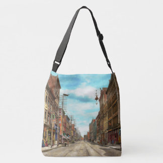 City - Knoxville TN - Gay Street 1903 Tote Bag