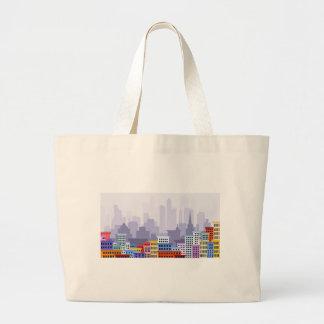 City Large Tote Bag