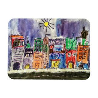 City life 1st Grade Magnet