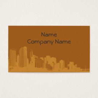 City Life Business Card