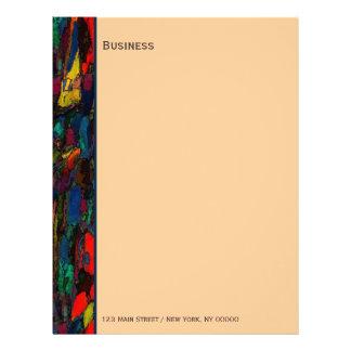 City Life ~ Business Letterhead / Stationary