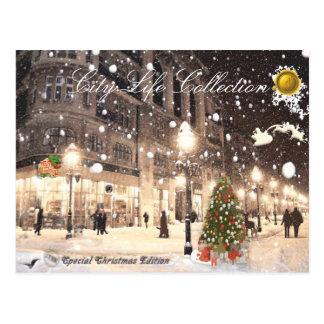 City Life Collection #4 Postcard