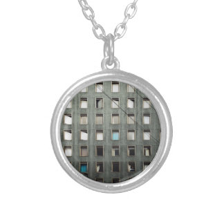 City Life Grey Personalized Necklace
