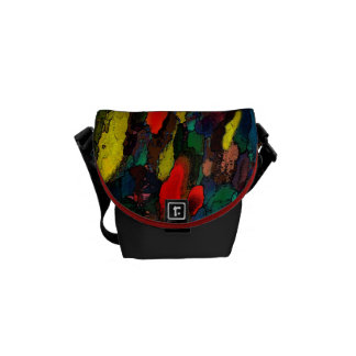 City Life ~ Messenger Bag Small 8x9x4