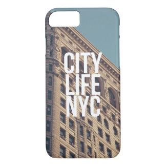 City Life NYC iPhone 8/7 Case