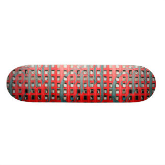 City Life Skateboard Deck