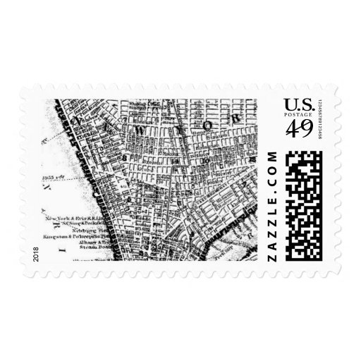 City Lights B by Ceci New York Stamps