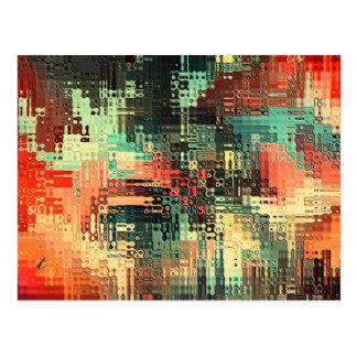 City Lights by rafi talby Postcard