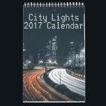 """City Lights Calendar 2017<br><div class=""""desc"""">City Lights Calendar 2017</div>"""