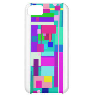 City Lights Cover For iPhone 5C