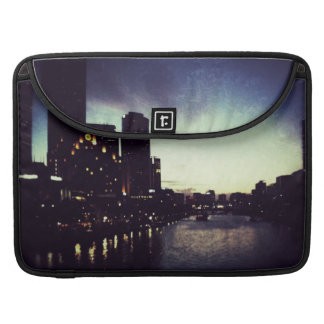 City Lights - Cityscape Sleeves For MacBook Pro