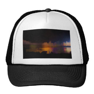 City Lights Trucker Hat