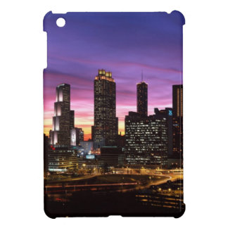 City Lights Cover For The iPad Mini
